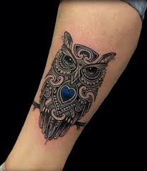owl tattoos designs and sketches