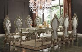 european dining room sets hd 13012 dining set homey design victorian european u0026 classic design