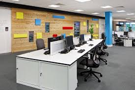 Interior Office Decoration Undisclosed Global Tech Company Modern Office Pinterest