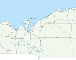 Michigan Casinos Map by Interactive Map 2 Explore Munising