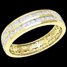 all wedding rings images Full eternity ring diamond set wedding ring for women in 18ct png