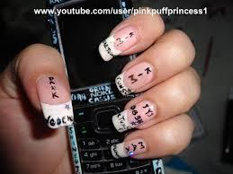 nail designs names nail arts
