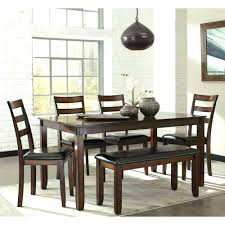 dining room table bench designs height furniture seating