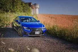 lexus rc f vs the bmw m4 review 2015 lexus rc f canadian auto review