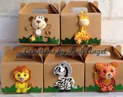 jungle baby shower favors safari baby shower etsy