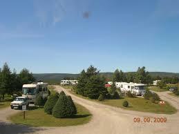 grand codroy rv tent camping park doyles nl