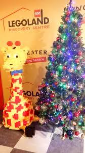 family fun at the legoland discovery centre u0027s christmas bricktacular