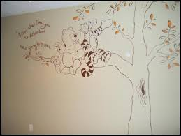 20 collection of winnie the pooh wall art wall art ideas winnie the pooh wall decals home decorations ideas with winnie the pooh wall art