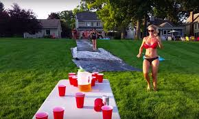 Backyard Drinking Games Video Is This The Greatest Drinking Game Ever Unofficial Networks