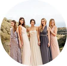 wedding bridesmaid dresses how to buy and rent bridesmaid dresses