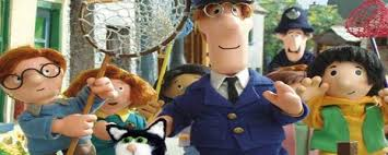 postman pat franchise voice actors