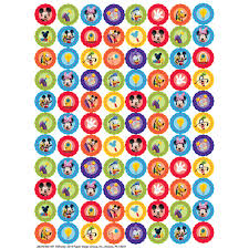 mickey mouse clubhouse gears mini stickers eureka school mickey mouse clubhouse gears mini stickers