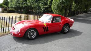 250 gto 1962 price 250 gto evocazione up for sale at brooklands auction