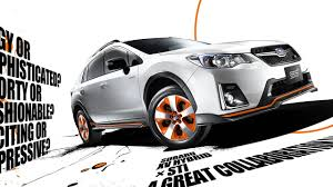 subaru hybrid 2016 subaru xv hybrid ts gets tuned up by sti drivers magazine