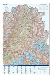 Map Of Nepal And Tibet by Great Himalaya Trail Ght Knowledge Base Maps Trekking