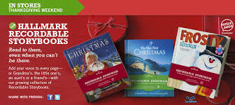 recordable books hallmark recordable storybooks review giveaway make books more