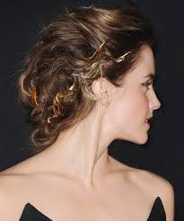 emma watson beauty and the beast harry potter hair