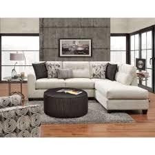 fusion furniture the 1515 16 plushtones linen sectional local