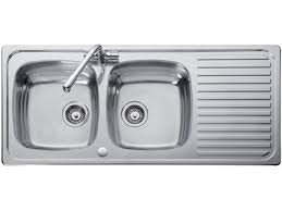 Kitchen Sinks Kitchen Design Quayside Kitchens Dundalk Louth - Kitchen sink double bowl double drainer