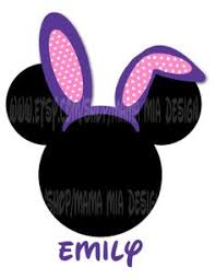 Minnie Mouse Easter Sticker Instant Print Frozen Stickers At Home My Designs