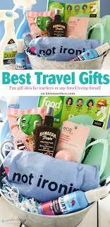 Kansas best gifts for travelers images Best 25 travel gift baskets ideas vacation gift jpg