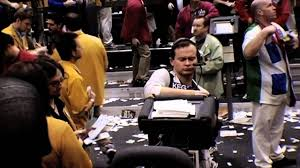 floored into the pit the trader movie endstation parkett