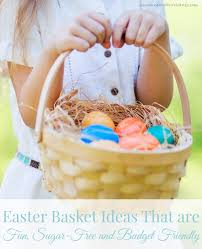 children s easter basket ideas keep kids from getting hopped up on much sugar this easter