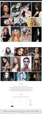 makeup artist portfolios 19 best material design portfolio templates images on