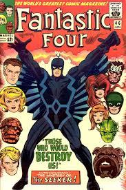 fantastic comic books issue 46