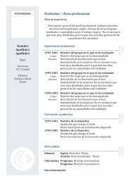 Resume Espanol Ejemplos De Resumees En Espanol Gratis Online Resume Template