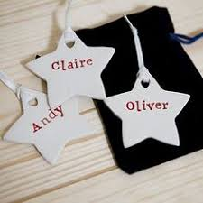 Christmas Ornaments With Initials Family Tree Ornament Personalized Christmas Ornament With The