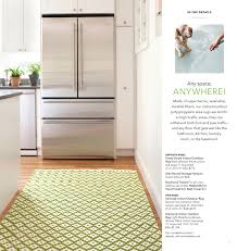 Durable Kitchen Rugs Annie Selke Summer 2017 Rug Book Page 6 7