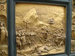 ghiberti u0027s gates of paradise florence art history 101 vino con