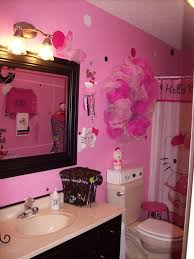 hello kitty bathroom decor idea stunning simple and hello kitty