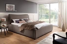 Schlafzimmer In Braun Beige Meise Polsterbett Coruna Chrystel In Beige Braun Mit