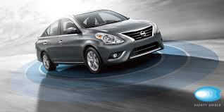 nissan almera boot space features