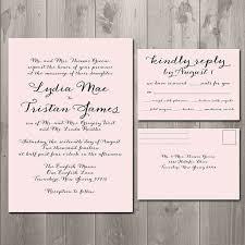 wedding invite templates wedding invitations and rsvp wedding invitations and rsvp combined
