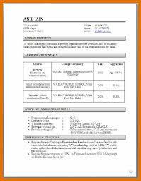 cv format for b tech freshers pdf to excel 8 b pharmacy resume format for freshers pdf texas tech rehab