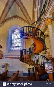 New Mexico Interior Design Ideas by Model Staircase Loretto Chapel Santa New Mexico The Unusual Helix