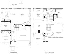 webster model u2013 4br 3ba homes for sale in ga u2013 meritage homes