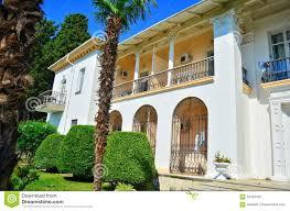 Spanish House Style Spanish Style House Editorial Image Image 63792420