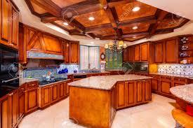 a cherry wood kitchen cabinet beautiful luxury home kitchen with cherry wood cabinets