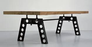 design holztisch mighty legs industrie design tische