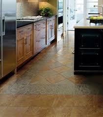 Kitchen Tile Pattern Ideas Kitchen Tile Floor Designs Visionexchange Co