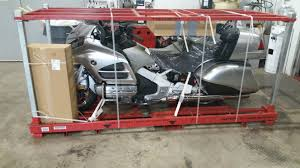 2015 honda goldwing gl1800 in the crate this is how bigger