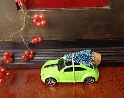 vw bug ornament etsy