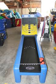 skee ball table plans skee ball carnival game party rental a s play zone