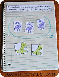 teaching learning u0026 loving interactive math journals for pre k