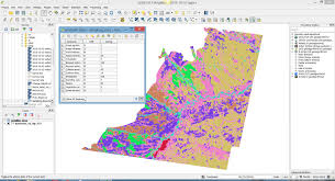 Python Map Example Integrating Qgis And R A Stratified Sampling Example