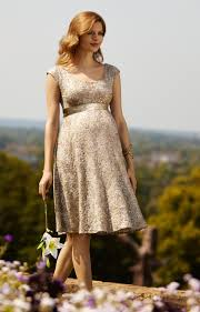eliza maternity dress short gold rush maternity wedding dresses